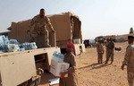 Al-Qaim « totalement débarrassée » des résidus explosifs de la guerre, selon des responsables