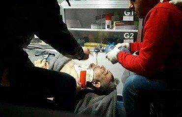 پاشاگەردانی و کوشتن لە شاری ئیدلیبی سوریا بڵاوبۆتەوە