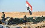 القوات العراقية تمشط صحراء الأنبار بحثا عن فلول داعش