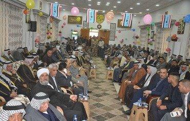 عشائر ديالى تساعد القوات العراقية على القضاء على فلول داعش