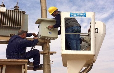 إعادة تأمين الخدمات في مدن غرب الأنبار في مرحلة ما بعد داعش