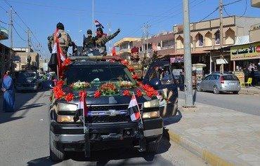 خطة للقوات العراقية لتطهير هيت من فلول داعش