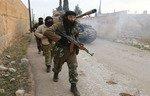 Tahrir al-Sham defectors join al-Qaeda in Syria