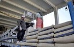 Ninawa cement industry resumes production