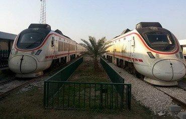 العراق يصلح خطوط سكك الحديد المدمرة من داعش