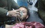 سازمان ملل در حال بررسی احتمال استفاده سوریه از سلاح های شیمیایی