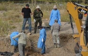 Iraq identifies 120 mass graves of ISIS victims