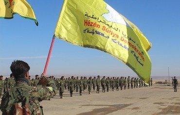 قوات سوريا الديموقراطية حليف استراتيجي للتحالف الدولي