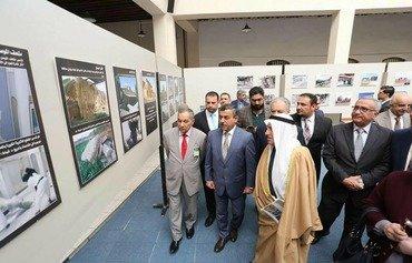 کنفرانس بازسازی عراق در کویت افتتاح شد