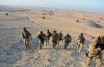 نیروهای مشترک باقیمانده نیروهای داعش در منطقه طوز خورماتو را پاک سازی کردند