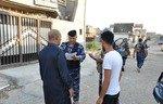 کمیسیون کرکوک در مورد تروریسم و موارد نقض حقوق بشر تحقیق می کند