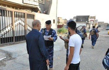 La Commission de Kirkouk enquêtera sur le terrorisme et les violations des droits de l'homme