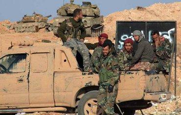 الحرس الثوري الإيراني يجند مقاتلين لميليشيا بدرعا السورية