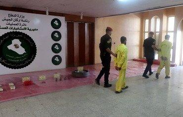 العراق يحكم على مقاتلي داعش الأجانب بالإعدام وبالسجن مدى الحياة