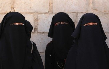 ISIS women provide Iraqi forces important information
