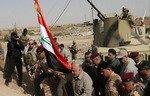 Îraq plan dike ku dergehê sînorî yê Qaimê yê bi Sûriyê re dîsan veke