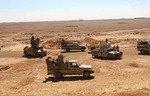 العراق يعمل على منع التسلل عبر الحدود السورية
