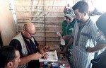 Début des indemnisations à Ninive pour les biens sinistrés par l'EIIS