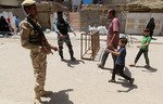 Iraq registers IDPs to vote ahead of elections