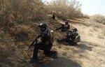 نیروهای عراقی در جزیره سامرا عملیات اجرا می کنند
