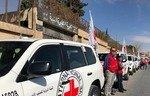 نزوح جماعي من الغوطة وسط تقدم لقوات النظام السوري