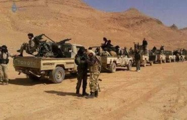 Syrian forces come under fire in eastern Qalamoun