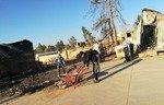 Hêzên Îraqî Tel Eferê ji teqemeniyên DAIŞê paqij dikin
