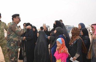 تلاش انبار برای پیشگیری از انتقام گیری شخصی از خانواده های داعش