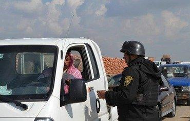 القوات العراقية تؤمن الطريق السريع بين كركوك وبغداد