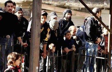 داعش لە باشوری دیمەشق كوشتار ئەنجامدەدات