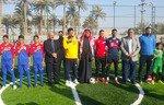 Reprise des activités sportives dans les villes de l'Anbar après l'EIIS