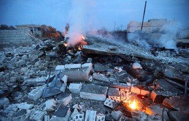 گروه واگنر: «ارتش در سایه» به پوتین در سوریه خدمت می کند