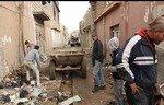أهالي الموصل يطلقون مبادرة 'ثورة الدنابر'