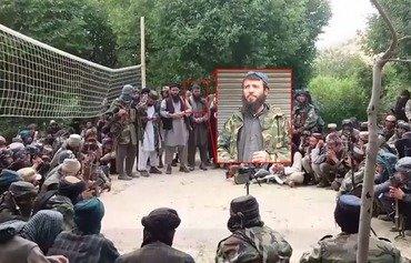 موت زعيم داعش يثير الخلافات بين الفصائل المتناحرة في أفغانستان