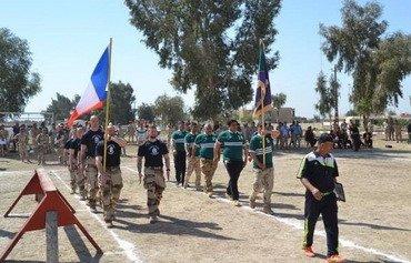 مدربون فرنسيون يطورون قدرات الجيش العراقي