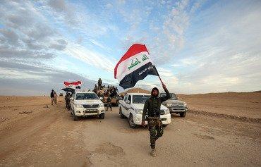 المقاتلات الجوية العراقية تستهدف مواقع لداعش في سوريا
