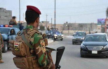 القوات المشتركة تحصن المدن العراقية ضد تسلل داعش