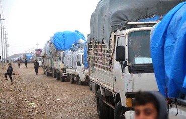 Avec le retour des DI, l'Irak ferme des camps