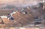 مخيم اليرموك تحت نيران النظام