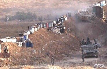 اردوگاه یرموک تحت آتش سنگین نیروهای رژیم قرار گرفت