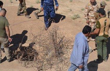 القوات العراقية والعشائر تلاحق مهاجمي الشرقاط