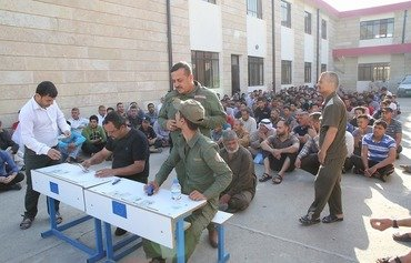 Ninawa police beef up security ahead of elections