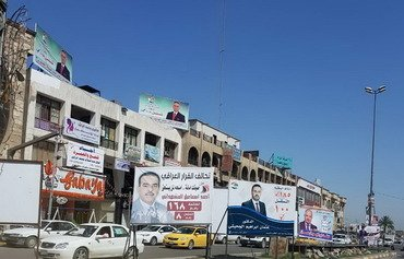 Political newcomers shake up Iraqi elections
