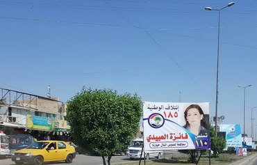 Women strong contenders in Iraqi elections