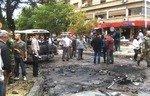 پس از انفجار مرگبار تنشها در دمشق بالا گرفت