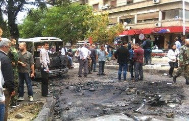 Tension in Damascus after deadly explosions
