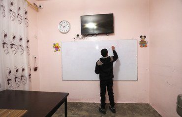 Syria rehab centre seeks to tame 'caliphate cubs'