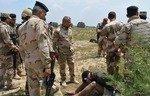Number of Iraq terror victims in sharp decline