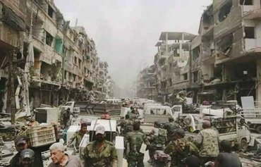 Widespread looting worries Yarmouk remnants