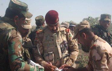 نیروهای عراقی جزیره سامرا را از وجود بقایای داعش پاکسازی کردند